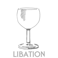 Libation Logo